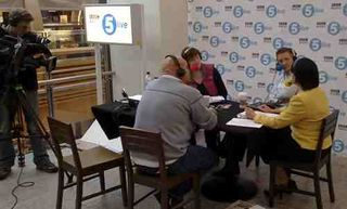 Carolyn Burgess on BBC 5 live