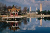 Chongsheng, China